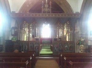 'Good Morning, Lord' in Earls Barton