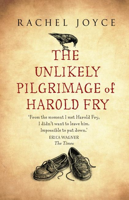 Rachel Joyce-The Unlikely Pilgrimage Of Harold Fry