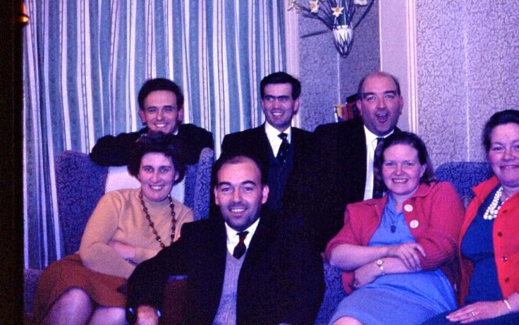 12 davies family